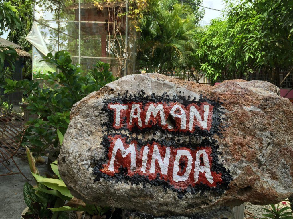 TAMAN MINDA