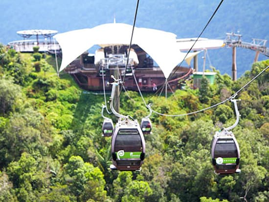 LANGKAWI SKYCAB / CABLE CAR